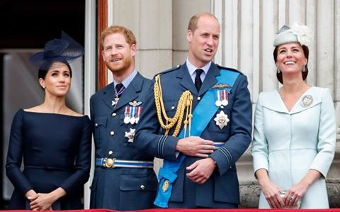 Prince Harry and William Set Aside Their Quarrel For Philip