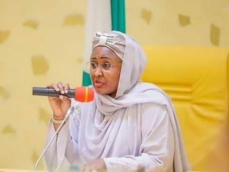 Aisha Buhari Mourns Hajiya Aishatu Tafawa-Balewa