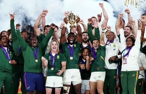 South Africa Edges England 12-32 To Win Rugby World Cup In Japan
