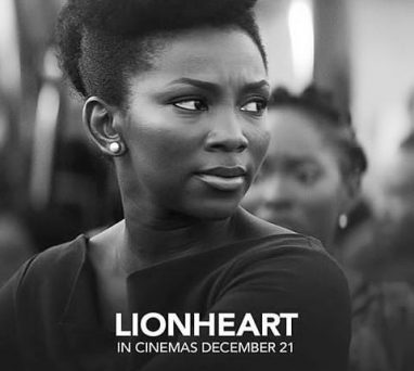 Nigeria's Oscar entry 'Lionheart' disqualified for large English dialogue