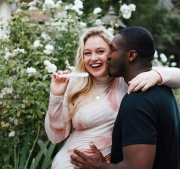 Iskra Lawrence Reveals She Is Expecting First Child With Philip