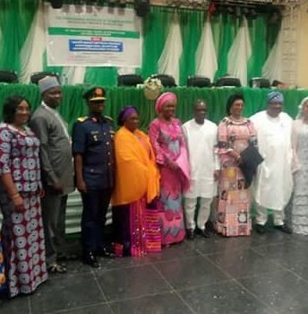 Nigerian women honour NAF chief for championing gender equality