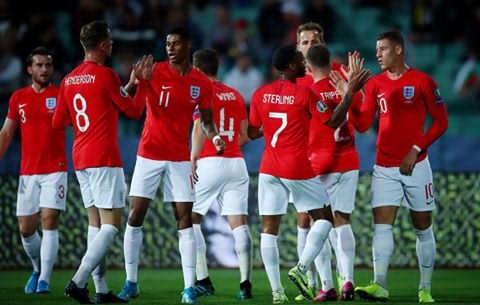 Gareth Southgate Names 27-man For Euro 2020 Qualifiers