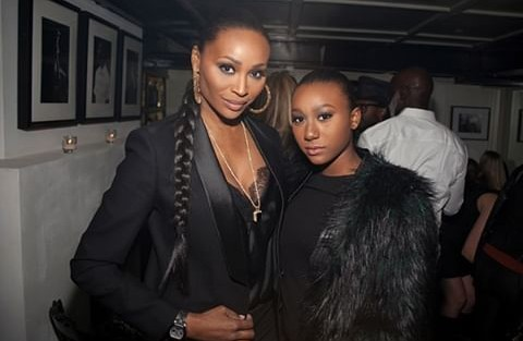 Cynthia Bailey's Daughter Noelle Robinson Comes Out As Bisexual