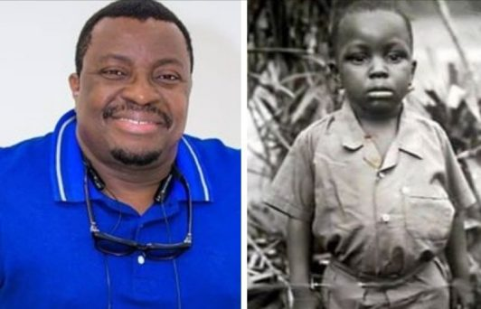 Comedy King, Mr Atunyota 'Ali Baba' Shares Epic Throwback