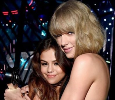 Selena Supports Her BFF,Taylor Calls Out Scott Borchetta And Braun