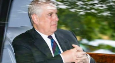 Duke of York Prince Andrew Reportedly Caught Using The N-word