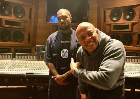Kanye West and Dr Dre Set For Jesus Is King Part II
