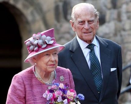 Queen Elizabeth And Prince Philip Receive COVID-19 Vaccinations