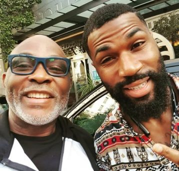 RMD Teases Fans With A New Movie Role With Mike Edwards Of BBN