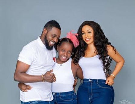 AY And Wife Mabel Makun Mark Their 11th Wedding Anniversary