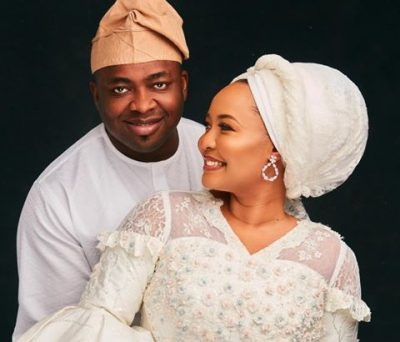 Oba Elegushi Celebrates Wife Olori Hadiza Elegushi On Her Birthday