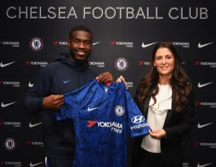 Fikayo Tomori Signs A New 5-Year Contract Extension With Chelsea