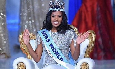 Miss Toni-Ann Singh Of Jamaica Crowned Miss World 2019