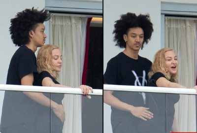 Madonna 61 Meets With The Family Of Her 25-Year-Old Boyfriend Ahlamalik