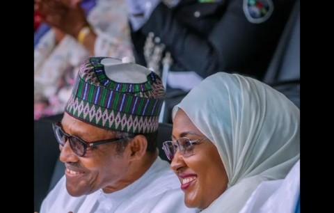 President Buhari And Mrs Aisha Celebrate 30 Years Of Marriage