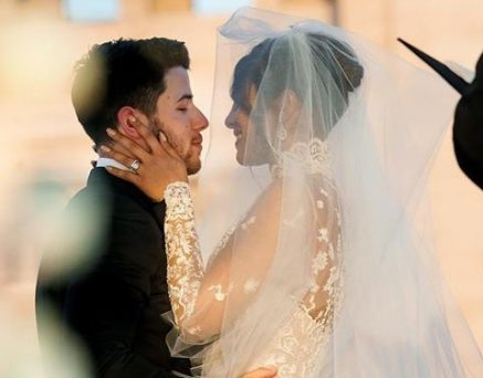 Nick Jonas And Wife Priyanka Chopra Mark 1st Wedding Anniversary