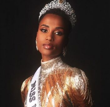 Miss Universe 2019, Zozibini Tunzi Thank Fans For Their Messages