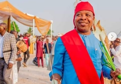 Breaking: Supreme Declares Hope Uzodinma As Imo Governor