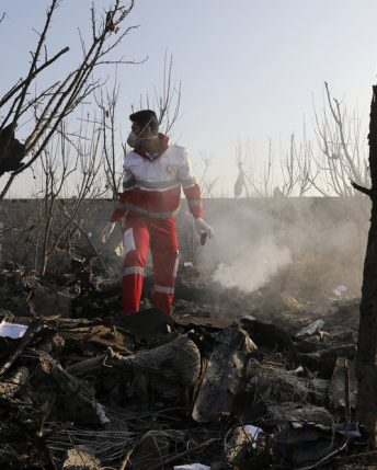 Iran Admits Shooting Down Ukrainian Plane, Arrest Over 30 People