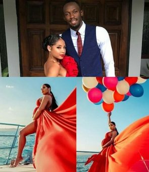 Usain Bolt And Girlfriend Kasi Bennett Welcome First Child Together