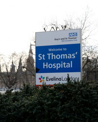 UK Record First Case Of Coronavirus Diagnosed In London