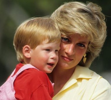Prince Harry Reveals He Has Been In Therapy 'Over Mother's Death'