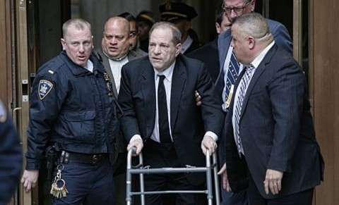 Harvey Weinstein Found Guilty Of Rape And Criminal Sexual Act
