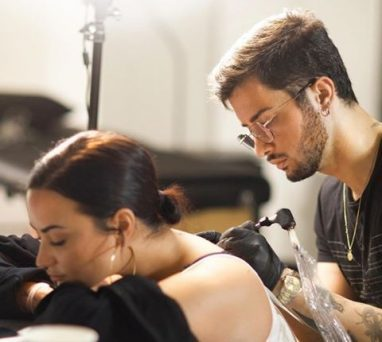 Demi Lovato Unveils Fallen Angel Tattoo For Her 'Spiritual Awakening'