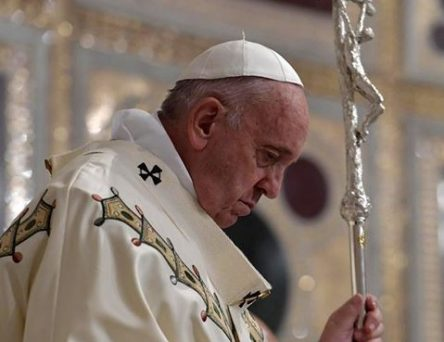Pope Francis Refuses To Endorse Married Priests In Amazon Region