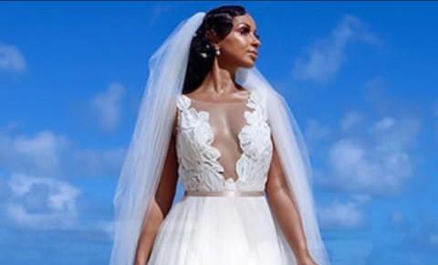 Iconic Singer, Mya Reportedly Had A Secret Wedding In Seychelles
