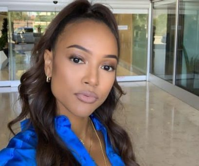 Karrueche Tran Reportedly Suing Ex-Manager Jacob York For $1.4m