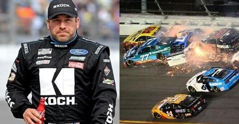 NASCAR: Ryan NewmanIn A Critical Condition After Crash