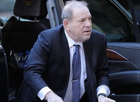 Harvey Weinstein Slammed With New Sexual Assault Charge