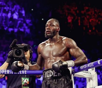 Deontay Wilder To Invoke His Rematch Clause With Tyson Fury