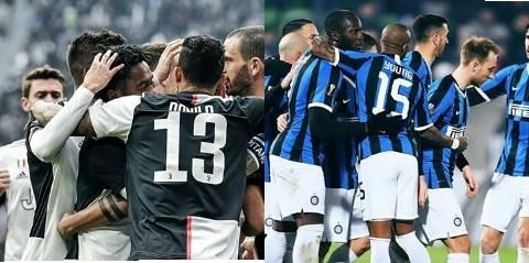 Coronavirus: Serie A Postpone Juventus Vs Inter Milan Game