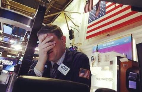 Coronavirus: Recession Fears Grips U.S Stocks As Dow Loses 1,300