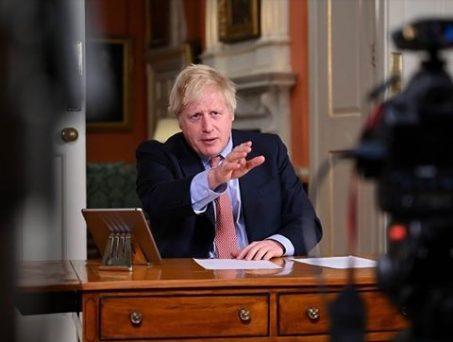 COVID-19: Boris Johnson Announces 3 Weeks Lockdown In The UK