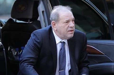 Harvey Weinstein Tested Positive For Coronavirus Inside Jail