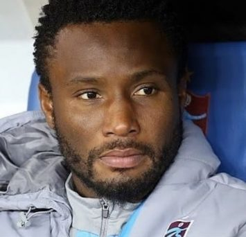 Mikel Obi Dumps Turkish Club Trabzonspor Over Coronavirus Fears