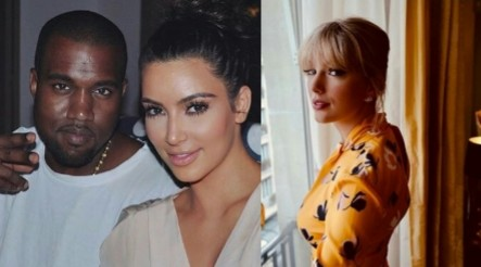 Kim Kardashian Accuses Taylor Swift Of Lying Over Leaked Tape