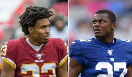 Robbery Case: Quinton Dunbar And DeAndre Baker Surrender