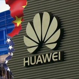 Chinese Tech Giant Huawei Hit With New Sanctions By The U.S