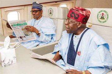 Tinubu Calls Buhari A True Patriot As He Celebrates His 78th Birthday