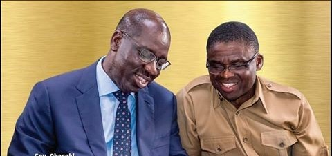 Alleged Certificate Forgery: Gov. Obaseki Celebrates Court Judgment
