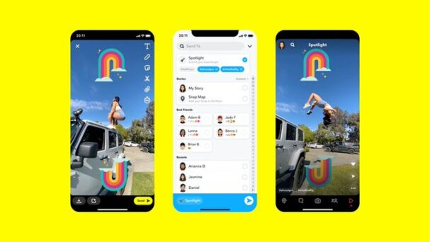 Snapchat Adds Spotlight Feature, To Pay $1m Daily For Funniest Post