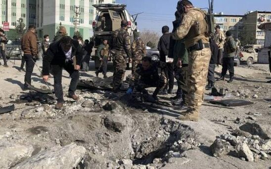 Bomb Blast Reportedly Kills The Deputy Governor Of Kabul