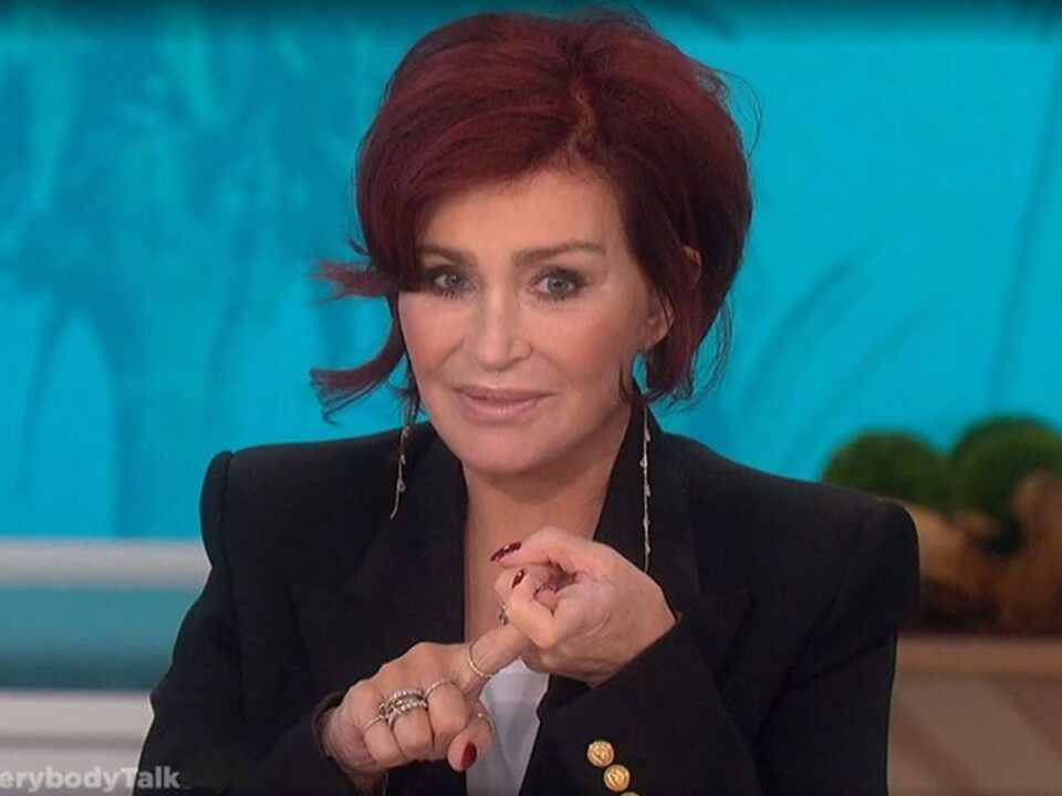 Sharon Osbourne Reveals She Has Tested Positive For COVID-19