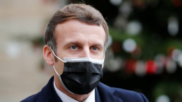 Macron's Condition Said To Be Stable After Positive COVID-19 Test
