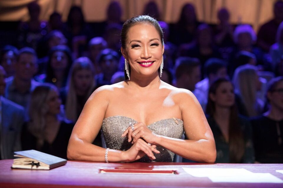 'Dancing With The Stars' Judge Carrie Inaba Tests Positive